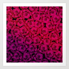 C13D everything rosy Art Print