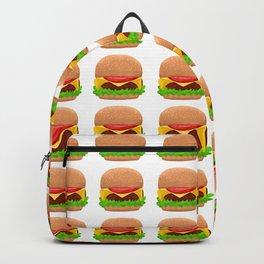 Burger Lover Backpack