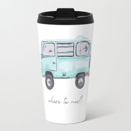 Canadian Road Trip Travel Mug