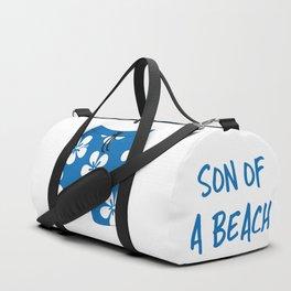 Son Of A Beach Duffle Bag