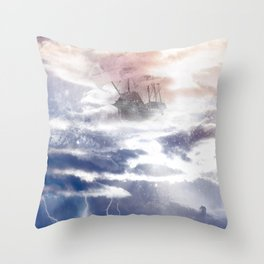 Storytellers Throw Pillow