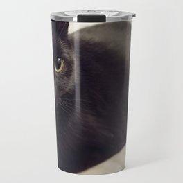 A Cat Named Mouse Travel Mug