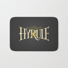 Hyrule Nation Bath Mat