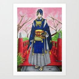 Touken Ranbu Art Print