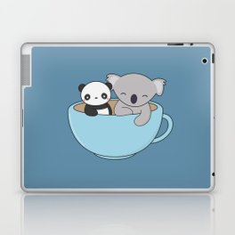 Kawaii Cute Koala and Panda Laptop & iPad Skin