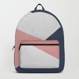 Modern geometry 4 Backpack