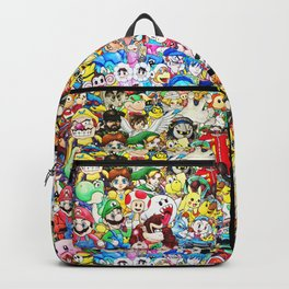 Nintendo Tribute Backpack