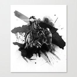 We Are Many - Legion Fanart Canvas Print