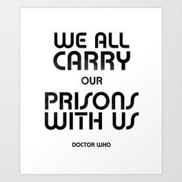 We All Art Print