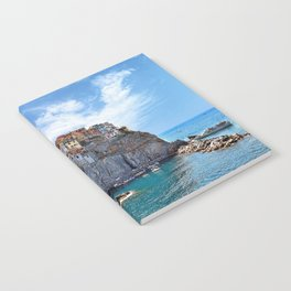 Colorful Italy Notebook