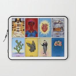 La Lotería de Frida Laptop Sleeve