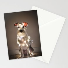 HOLIDAY DOG Stationery Cards