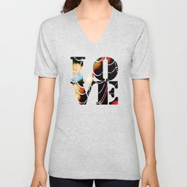 Spider Love Once And Again #02 Unisex V-Neck