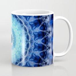 Mandala Iceblue 2 Coffee Mug