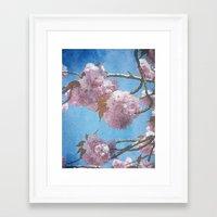 carpe diem Framed Art Prints featuring carpe diem by Angela Bruno