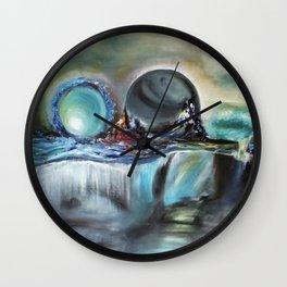 Mondo sommerso Wall Clock