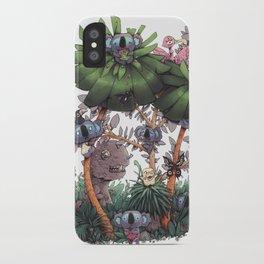 The Kiwis and Koalas iPhone Case