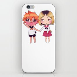 Children iPhone Skin