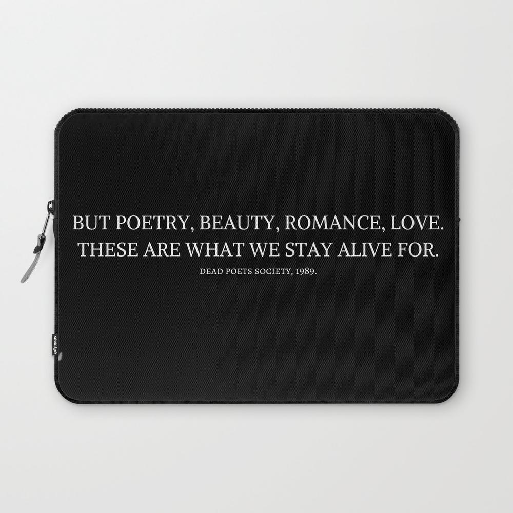 Dead Poets Society Laptop Sleeve LSV9002503