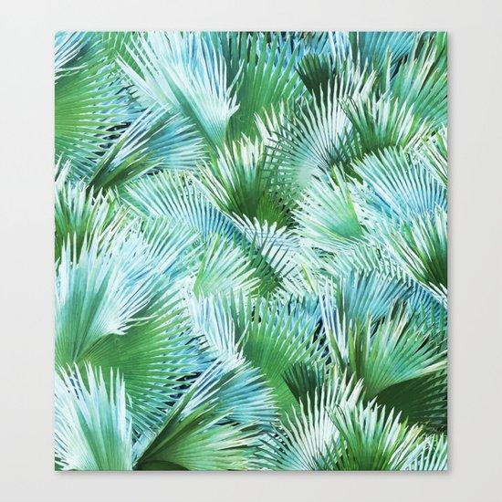 Palm Dreamer #society6 #decor #buyart Canvas Print