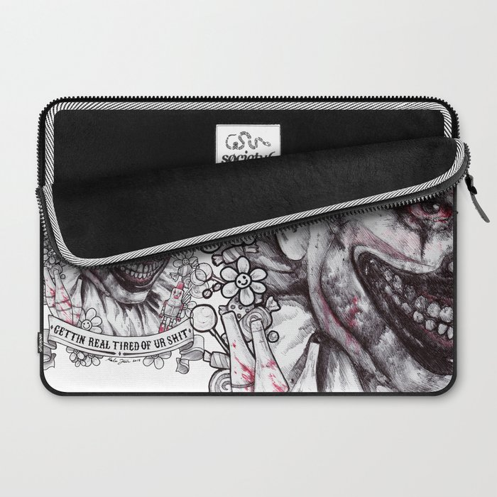 xoxo Twisty Laptop Sleeve
