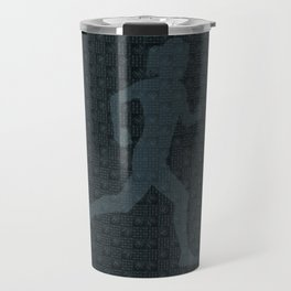 5k Runner Girl Travel Mug