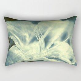 Mystic lily Rectangular Pillow