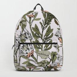 Pattern botanical boho Backpack