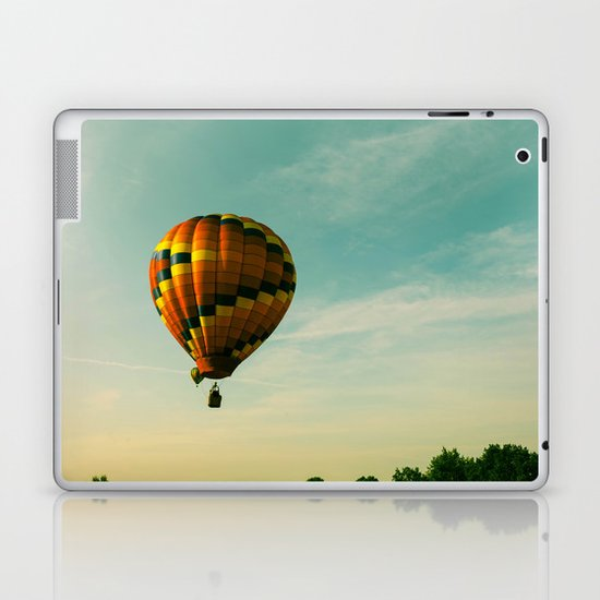 Touching The Tree Tops Laptop & iPad Skin