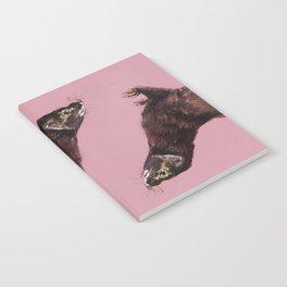 Save the european Mink !!! (FIEB) Realistic (c) 2017 Notebook