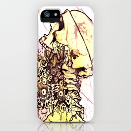 Mourning Dew iPhone Case
