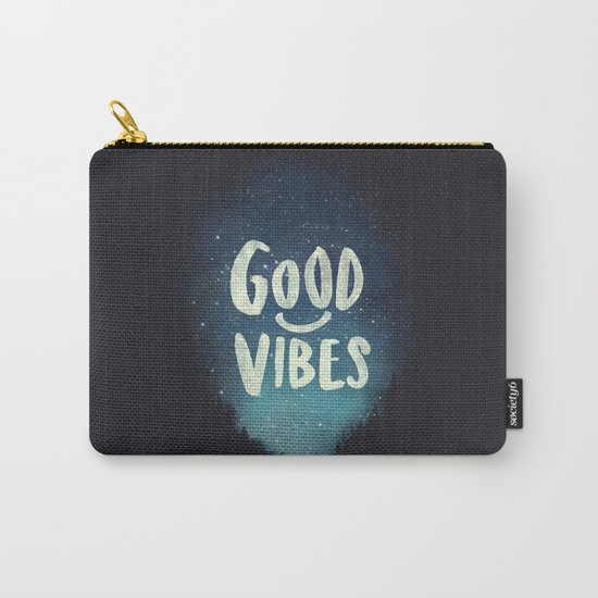 GOOD VIBES V.2 Carry-All Pouch