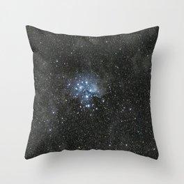 Pleiades. Throw Pillow