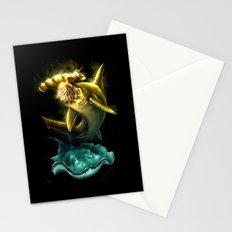 Hummer Sharks Stationery Cards