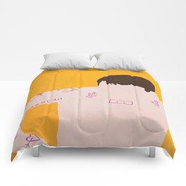 GENTLEMEN OF FORTUNE Comforters