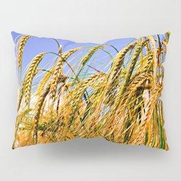 Golden Harvest Pillow Sham