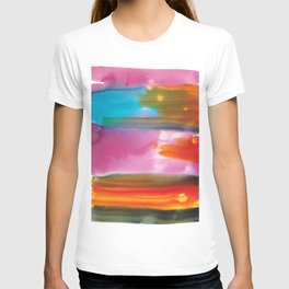27   | 190626 | Melting In Colours T-shirt