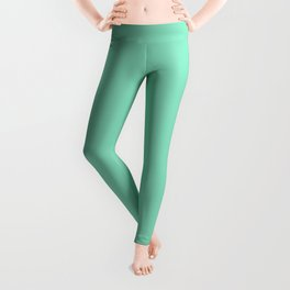 CABBAGE pastel solid color Leggings