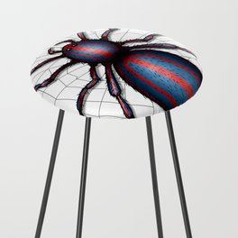 Spider not man Counter Stool