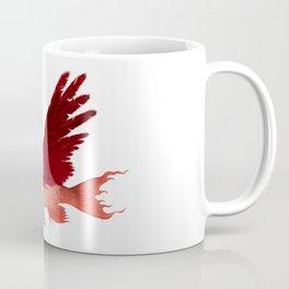 The flying fish Coffee Mug