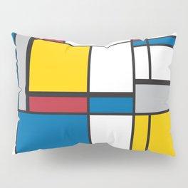 Design by Bill Caddell Series1-5 Pillow Sham
