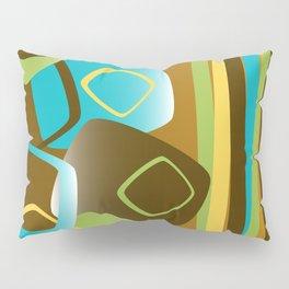 Retro Color 04 Pillow Sham