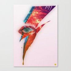 Glam Tear Canvas Print