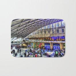 Kings Cross Station London Bath Mat