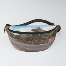 A Visit to the Past Fanny Pack