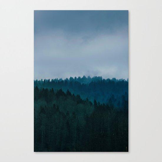 I Need You Canvas Print