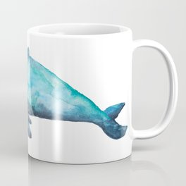 Atlas The Whale Coffee Mug