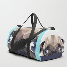 Pug Diamonds Duffle Bag