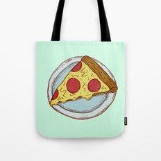Pizza Experiment Tote Bag