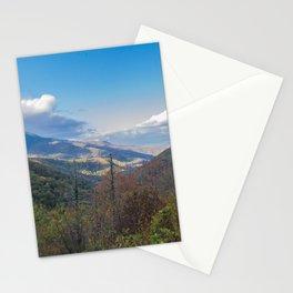 Blue Ridge Peaks Stationery Cards